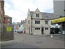 SY6778 : Maiden Street, Weymouth by David Weston