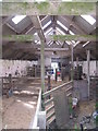 NX4856 : Farm building at Kirkmabreck by M J Richardson