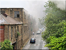SE0641 : Low Mill Street by David Dixon