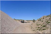 NC8862 : Kirkton Gravel Pit by Tim Heaton