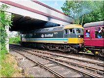 SD8010 : Scotrail 47765 at Peel Way by David Dixon