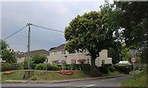 SU1860 : Burbage Road at the corner of local road by David Howard
