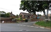 SU1660 : St Johns Close, Pewsey by David Howard
