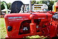 H4374 : Tractor detail - 179th Omagh Annual Agricultural Show 2019 by Kenneth  Allen