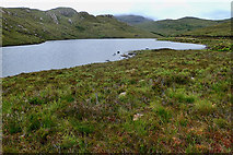 NG7655 : Loch na Creige by Mick Garratt