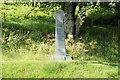 NY2625 : War memorial near Applethwaite by Bill Boaden