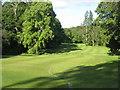 NX6054 : Cally Palace golf course by M J Richardson