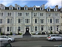 SH7982 : Llandudno Bay Hotel by Richard Hoare