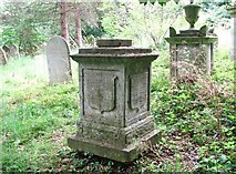 TG2408 : The monument of the De Carle Smith Family by Evelyn Simak