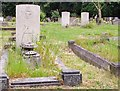 TG2408 : CWGC graves in Section P by Evelyn Simak