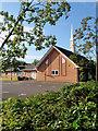 SJ5888 : The Church of Jesus Christ of Latter-day Saints, Warrington by David Dixon