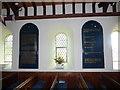 TQ8015 : Inside St John the Baptist, Westfield (ii) by Basher Eyre