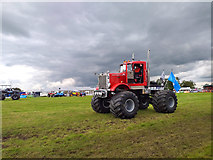 SJ7177 : Monster Truck at the Royal Cheshire County Show 2019 by Jeff Buck