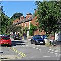 SK5836 : West Bridgford: Haddon Road by John Sutton