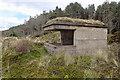 NJ2867 : Observation bunker by Mick Garratt