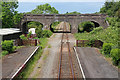 SP7319 : View from Quainton Road Station by Chris Allen