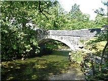 NY3204 : Elterwater Bridge [1] by Michael Dibb