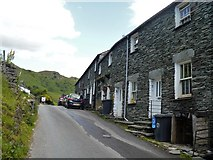 NY3204 : Elterwater houses [9] by Michael Dibb