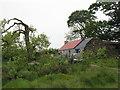NM8441 : Balliveolan Croft house by M J Richardson