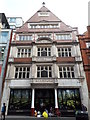 TQ3080 : Empty Stanfords building, Long Acre by Vieve Forward