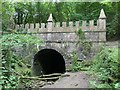 SO9403 : Daneway portal, Sapperton tunnel, Thames and Severn Canal by Christine Johnstone
