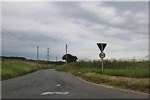 SU2860 : The Roman road to Marten by David Howard