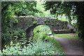 SO2912 : Castle Upper Bridge, Mon & Brec Canal by M J Roscoe