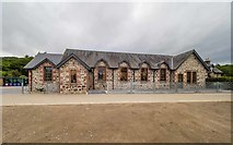 NH6140 : Former Dochgarroch Village Hall by valenta