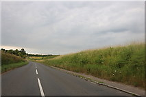 SU3366 : The A338 south of Hungerford by David Howard