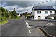 H4277 : Castletown Road, Tattraconnaghty by Kenneth  Allen