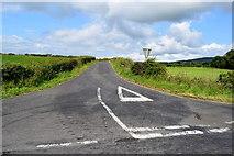 H4178 : Minor road, Killinure by Kenneth  Allen