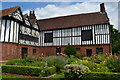 SK8189 : East wing of Gainsborough Old Hall by David Martin