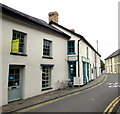 SN3040 : Premises for sale, Market Square, Newcastle Emlyn by Jaggery