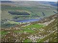 SK0899 : Woodhead Reservoir by Stephen Burton
