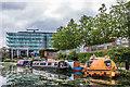 TQ3083 : Regent's Canal by Ian Capper
