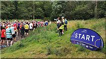 TL3012 : Panshanger Park Run 257 - Final briefing by Julian Paren