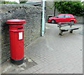 SO0350 : Victorian pillarbox, West Street, Builth Wells by Jaggery