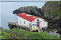 SM7225 : St David's old lifeboat station by Stephen McKay