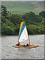 NY4522 : Sailing on Ullswater by Graham Hogg