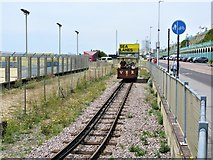 TQ3203 : Volk's Electric Railway, Brighton by G Laird