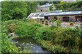 SM8025 : Solva Woollen Mill by Stephen McKay