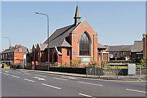 SD5504 : Pemberton Independent Methodist Church, Ormskirk Road by David Dixon