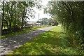 NY4733 : High Dyke, Catterlen by Richard Webb