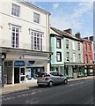 SS5533 : Sue Ryder Hospice charity shop, Barnstaple by Jaggery