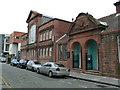 NT2676 : Victoria Public Baths, Junction Place Leith by Chris Allen