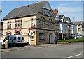 SS5532 : Former cafe, Clifton Street, Barnstaple by Jaggery