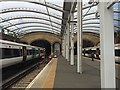 TQ3470 : Crystal Palace station, north side, looking northwest by Robin Stott