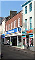 SS5533 : Entertainer toy shop, High Street, Barnstaple by Jaggery