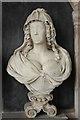 SP6063 : Memorial bust of Elizabeth Breton by Philip Halling