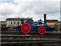 TL0997 : Blue Circle at Wansford by Jonathan Thacker